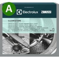 Electrolux M3GCP400 Washing machine and dishwasher cleaning set