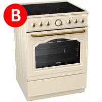 Gorenje EC62CLI, Electrical Cooker