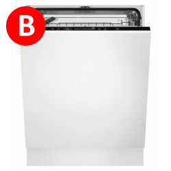 AEG FSE53650Z, Integrated Dishwasher
