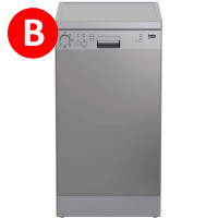 Beko DFS05013X, Dishwasher