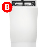 Zanussi ZSLN1211, Integrated Dishwasher