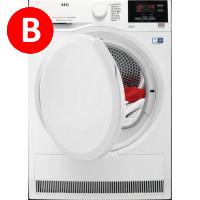 AEG T8DBA2, Dryer