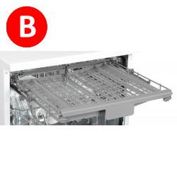 Samsung DW60M6050FW Dishwasher