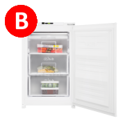 Beko F54102EB, Integrated Freezer