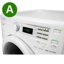 Whirlpool AWG 1212/PRO, Front-Loading Washing Machine (Professional)