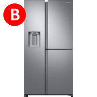 Samsung RS6GN8671SL/EG, Refrigerator Side by Side