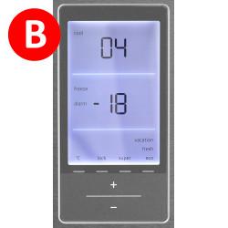 Siemens KG49NAIDP, Fridge-Freezer