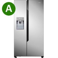 Hisense RS694N4TC2, Side by Side Refrigerator