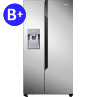 Hisense RS694N4TC2, Side by Side Refrigerator