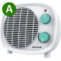 United UHF-861, Fan Heater