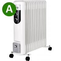 Telemax DRO128M (13fin), Oil Heater