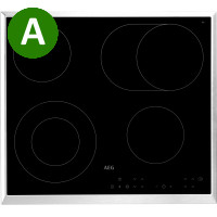 AEG HK634060XB, Integrated Ceramic Hob