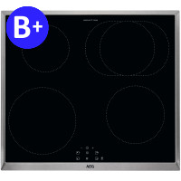 AEG IEB64010XB Integrated Induction Hob