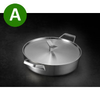 AEG 9029794-85/7, Low Casserole 30cm with Lid