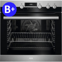 AEG EEB435020M + IEE64050XB, Set Oven-Induction Hob