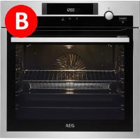 AEG BPE555220M, Integrated Oven