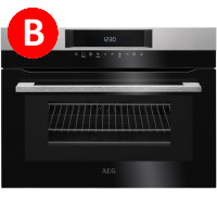 AEG KMK761000M, Integrated Oven+Microwave Oven