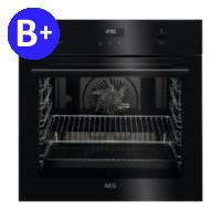 AEG BPE435060B, Integrated Oven
