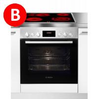 Bosch HND231AS60 (HEF133BS0+NKN645GA1E), Set Oven-Hob