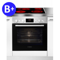 Bosch HND231AS60 (HEF133BS0+NKN645GA1E), Set Oven-Hob