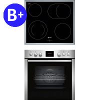 Neff XED442A (E1ECD0JN0+MR1342N), Set Oven-Hob
