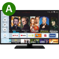 """F&U FL2D4308UH, Smart TV 43"""" 4K Ultra HD"""