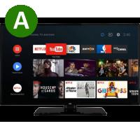 """F&U 55"""" Smart Android TV LED 4K UHD FLA 5520 UH"""