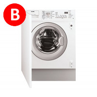 AEG L61470WDBI, Integrated Washer-Dryer