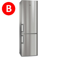 AEG RCB63724OX, Fridge-freezer