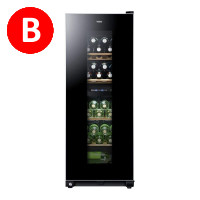 Haier WS46GDBE Refrigerator